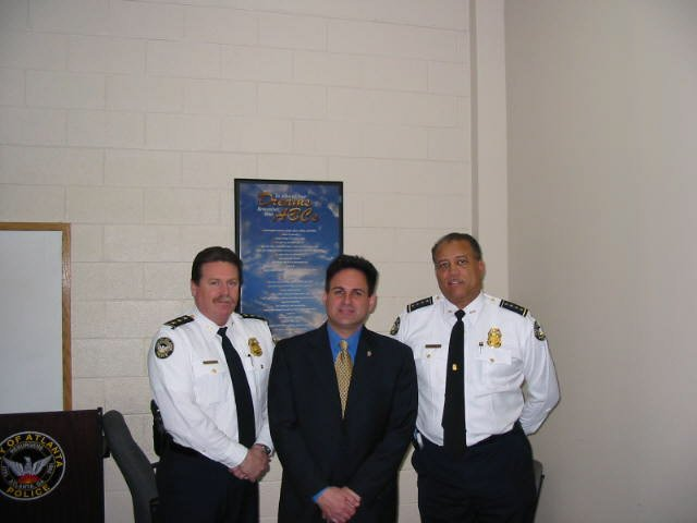 Chris Ryan and Chief - policecommunityengagementbootcamp.com
