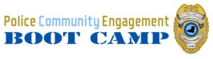 Police Community Engagement Boot Camp - Logo - 2017